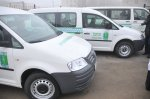 "Another batch of ""Invataxi"" vehicles has been bought"